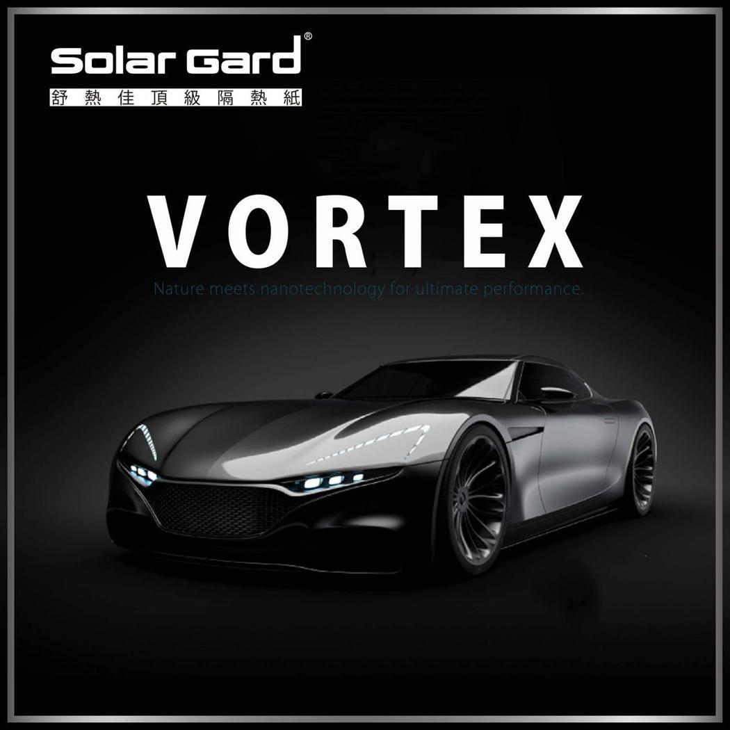 頂級「VORTEX奈米陶瓷隔熱紙」產品,比DNA(2.2-2.4奈米)還細微的奈...