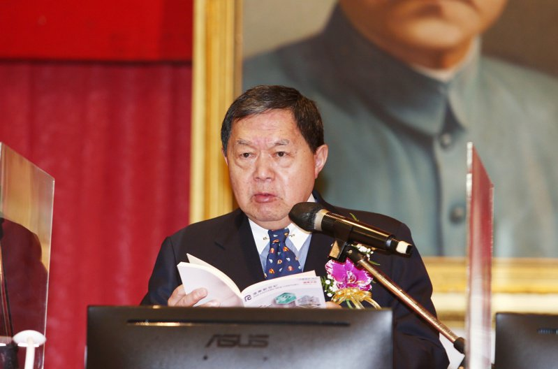 遠東新世紀109年度股東常會於昨日舉行,遠東新董事長徐旭東出席。記者曾原信/攝影