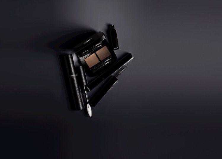 香奈兒2020眼妝系列即將在7月10日上市。圖/香奈兒提供