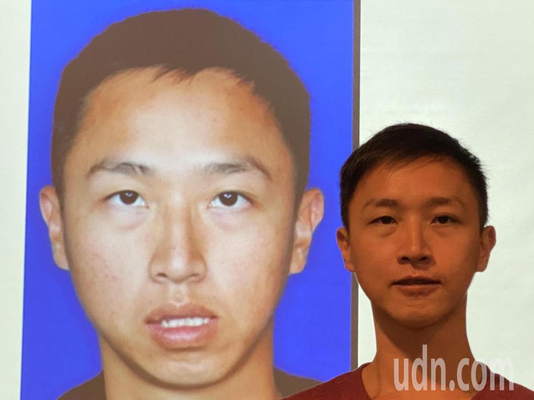 李姓男子接受正顎手術之後外貌大幅改變。記者修瑞瑩/攝影