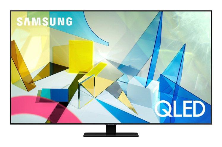 全新三星QLED 4K量子電視Q80T,採用三星獨家極控光直下式技術,畫面呈現極...