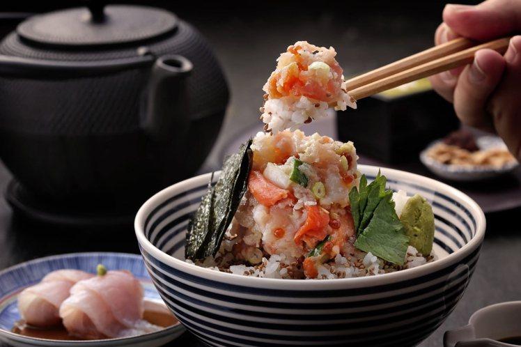日本橋海鮮丼辻半。圖/香繼光提供