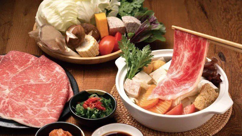 圖為王品旗下吃到飽餐廳。圖/取自和牛涮日式鍋物放題粉絲頁