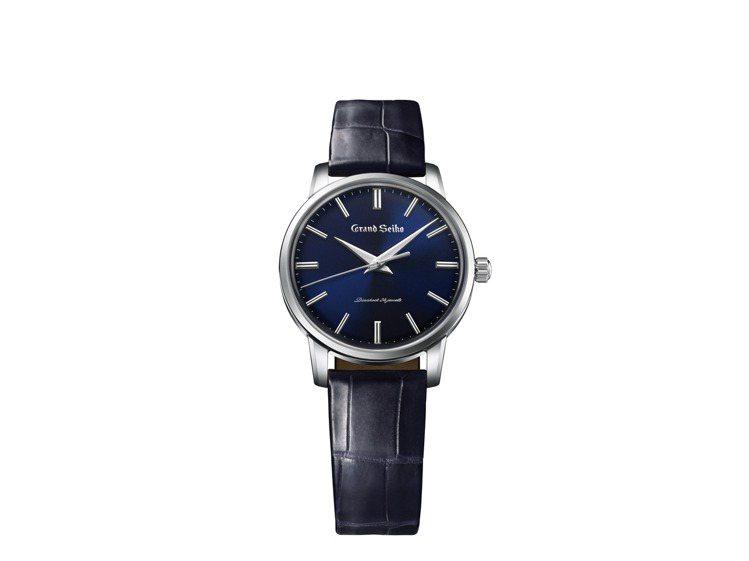 首款Grand Seiko復刻系列SBGW259腕表,鈦金屬表殼,約25萬2,0...