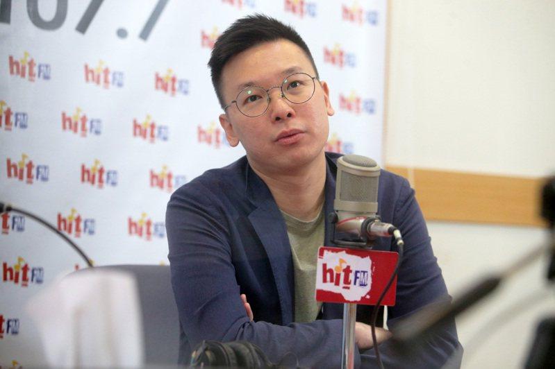 民進黨副秘書長林飛帆。 圖/聯合報系資料照片