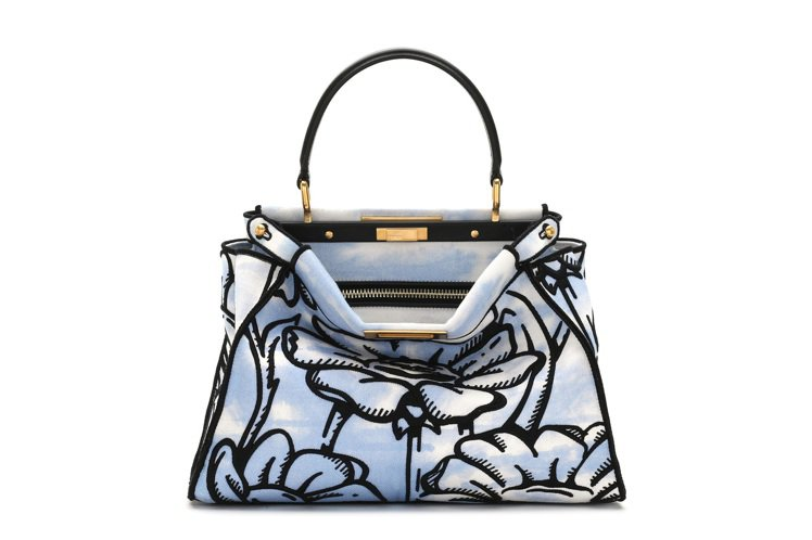 FENDI California Sky Peekaboo,16萬8,000元。...