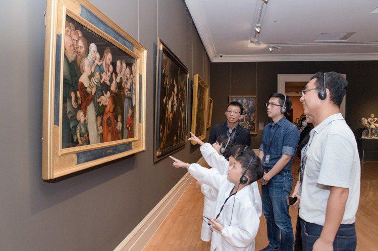 奇美博物館「小小實習生」體驗營將於8月登場。圖/奇美博物館提供