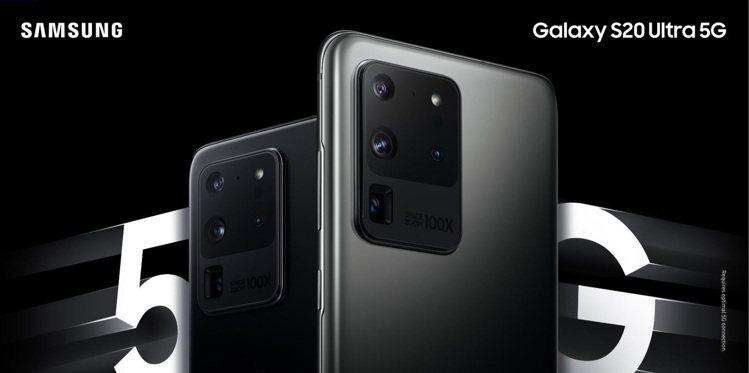 Samsung Galaxy S20 Ultra 5G即日起釋出軟體更新,發揮強...