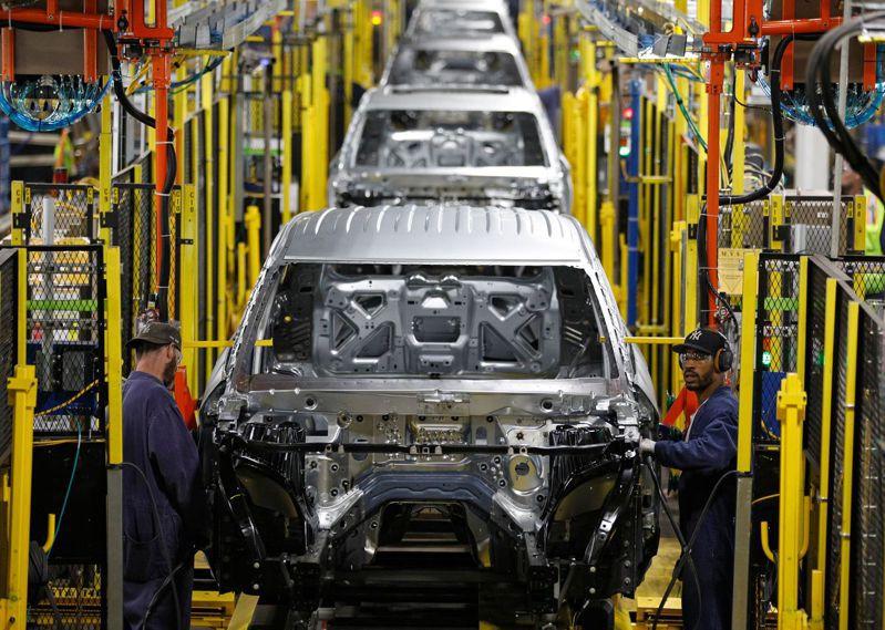 ISM美國6月製造業指數反彈,升至14個月高點52.6。 路透
