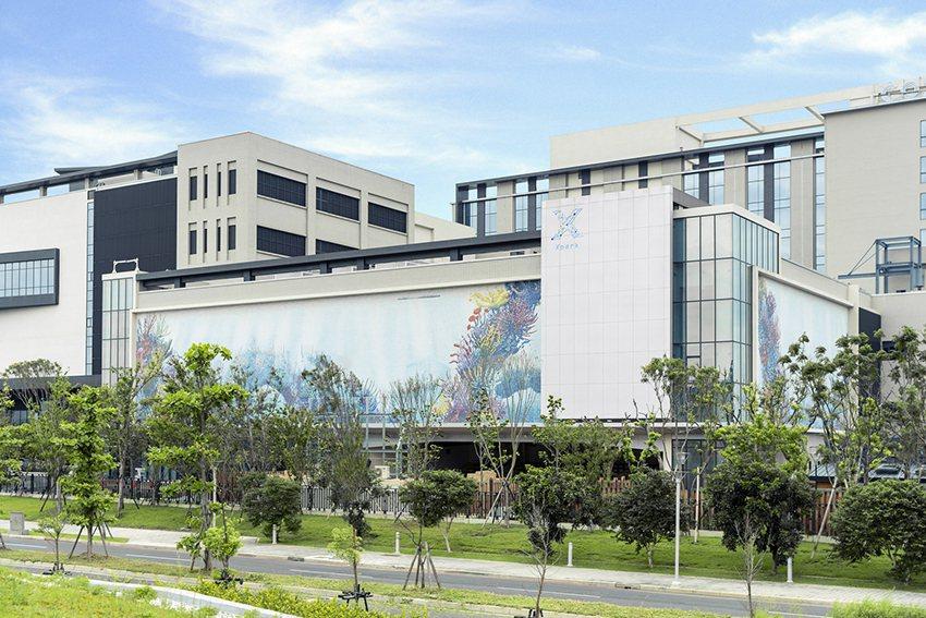 桃園市新都會型水生公園「Xpark」即將開幕。 台灣横浜八景島公司/提供