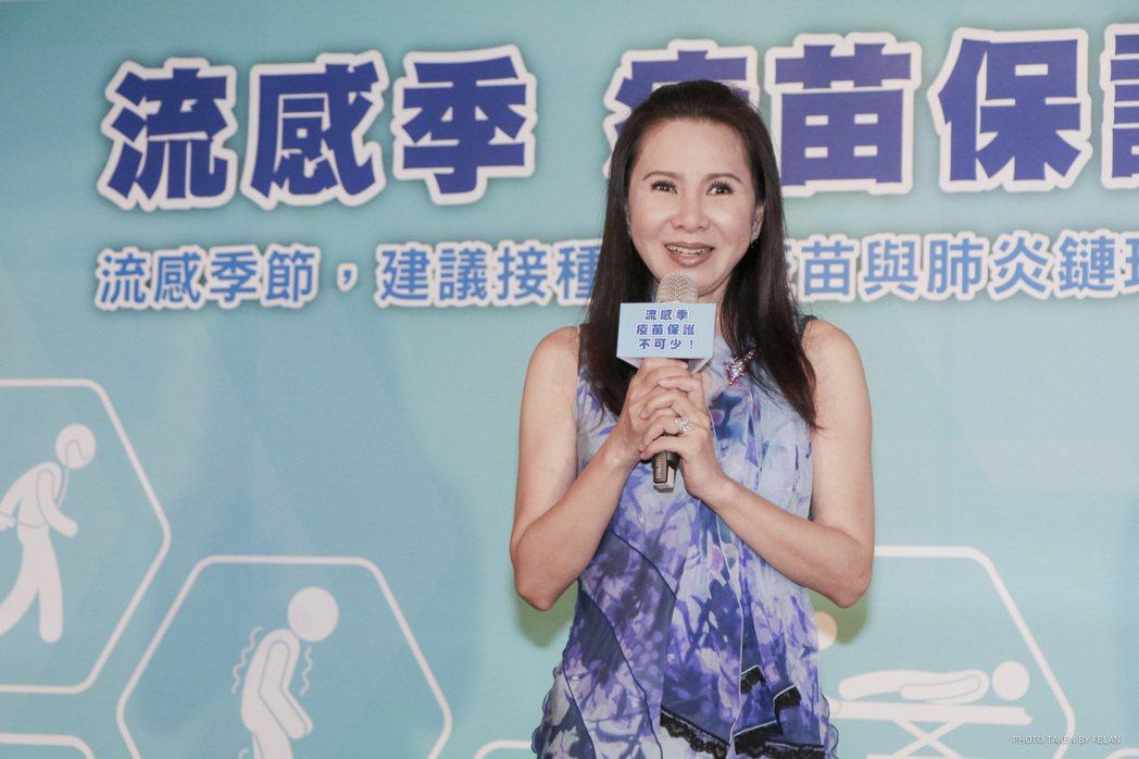林美照近幾年身體頻頻出狀況。圖/記者楊祖宏
