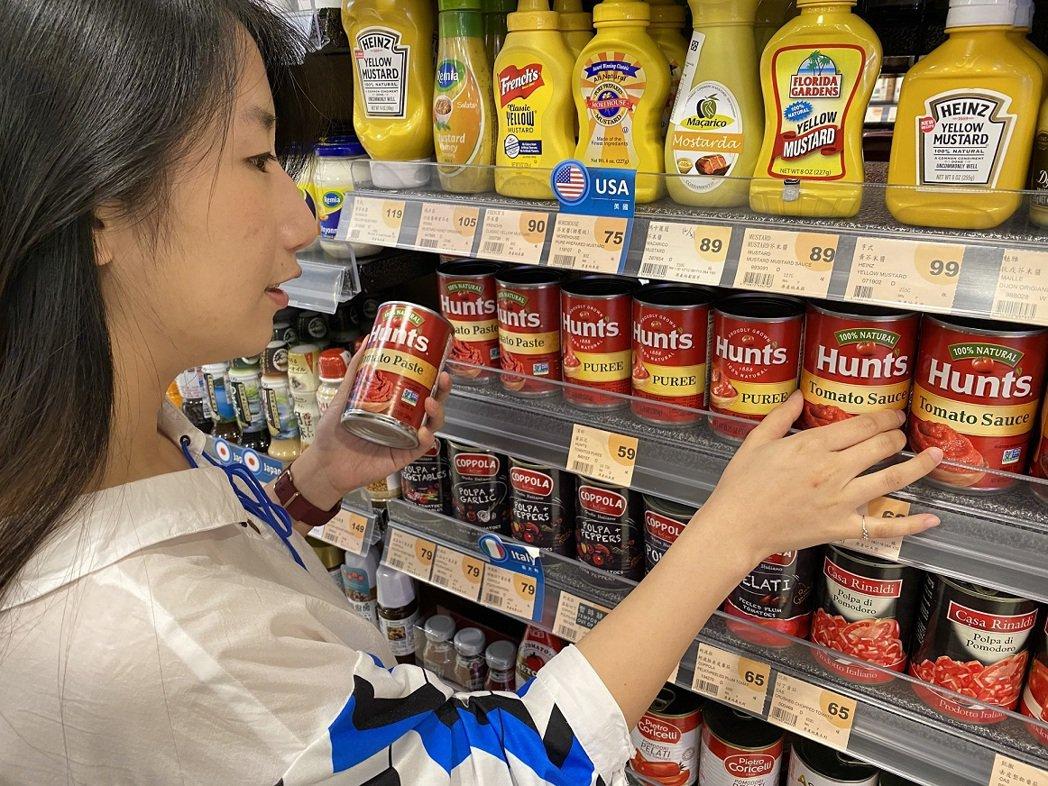 即使在防疫期間,JASONS也彙集眾多美國百年品牌,將豐富且多元化的異國美食帶給...