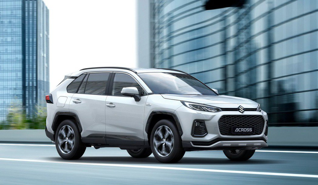 與Toyota合作的Suzuki Across即將在歐洲上市。 摘自Suzuki