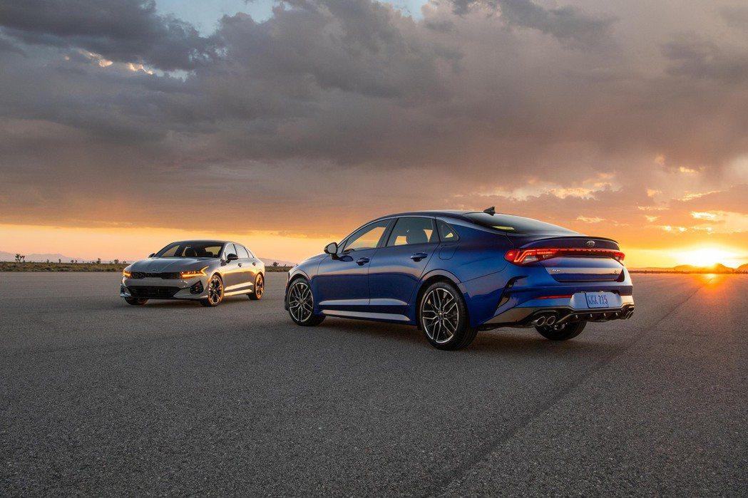 新世代美規Kia K5及全新K5 GT,皆會在Kia位於美國喬治亞州西點的工廠生...