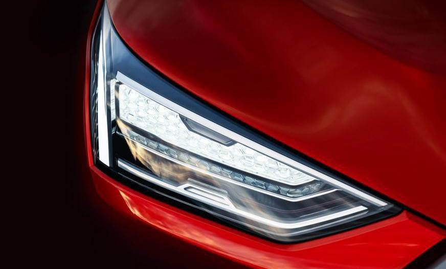 Nissan Magnite即將於7/16發表。 摘自Nissan India
