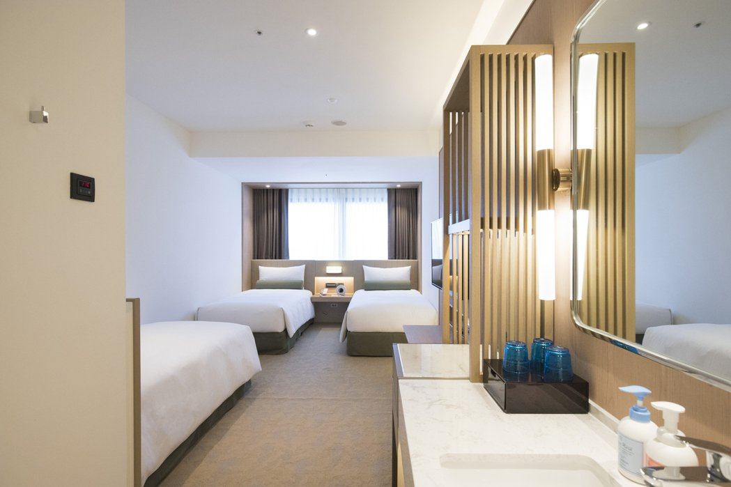 台北凱達大飯店7月針對政府兩大振興政策推出優惠方案。 台北凱達大飯店/提供。