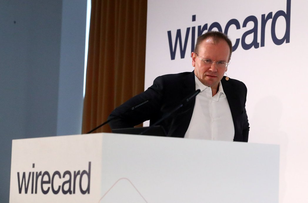 以線上支付交易為主要業務的 Wirecard,是千禧年後由布勞恩(Markus ...