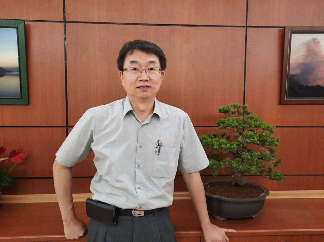 台中榮總胸腔內科主任楊宗穎。 圖/台灣癌症基金會 提供