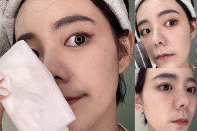 「三明治定妝法」真能抗油?美妝蛋會擦掉原本底妝?編輯實測給你看!