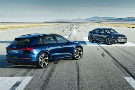 跨入性能領域 全新Audi e-tron S與e-tron S Sportback正式發表!