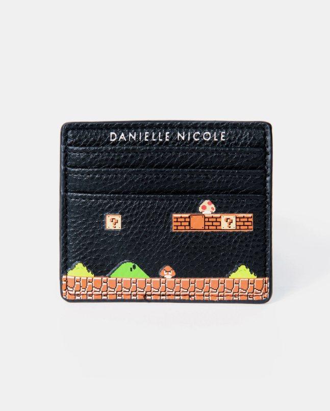 Danielle Nicole超級瑪利歐關卡造型卡夾。圖/摘自官網