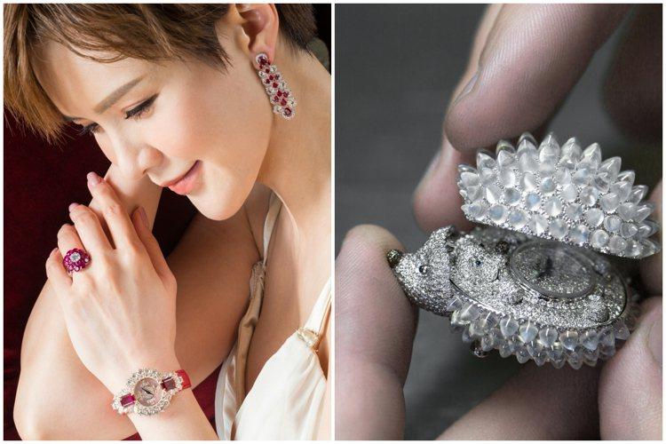 蕭邦2020高級珠寶暨腕表展自即日起至7月19日止於台北101購物中心的Worl...