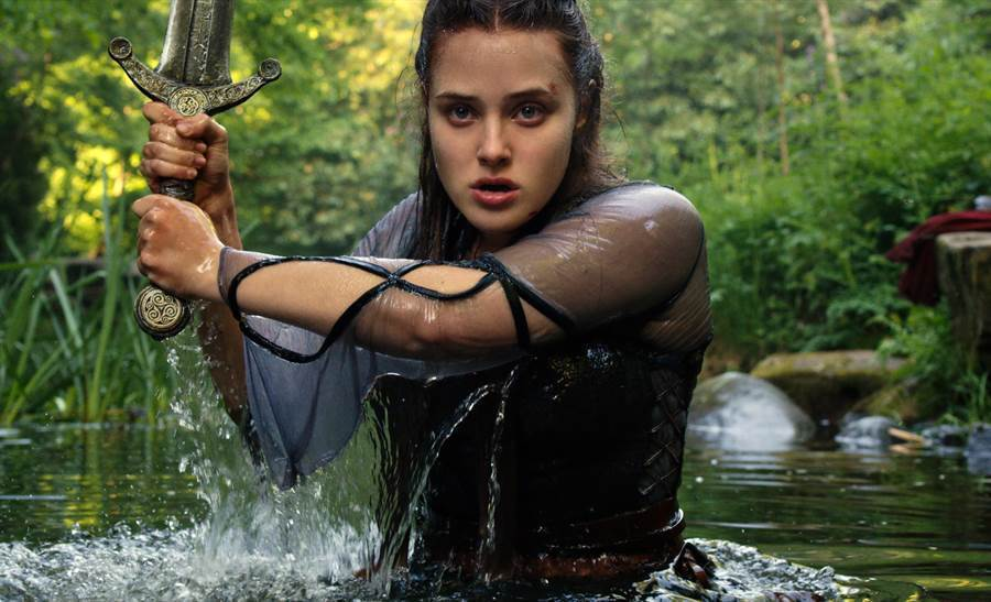 Netflix原創自製影集「天命之咒」將於7月17日上線。 圖/Netflix提
