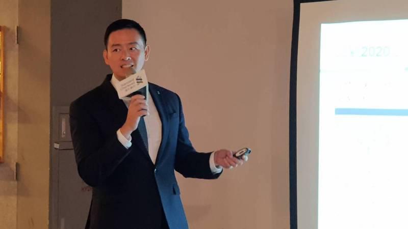 渣打銀行財富管理總處負責人陳太齡。記者戴瑞瑤/攝影。