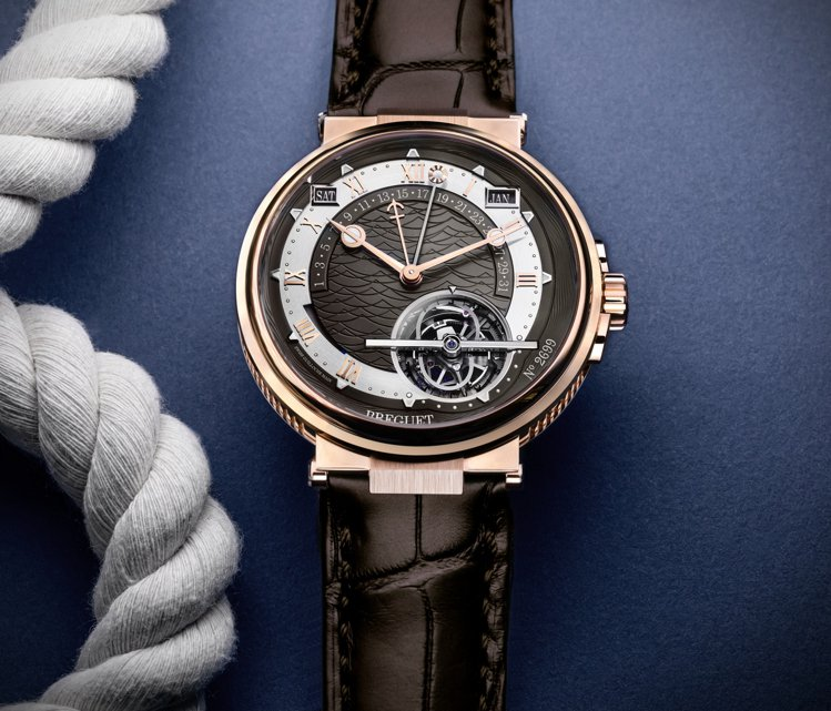 Breguet,Marine Equation Marchante 5887時間...