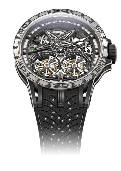 Roger Dubuis,Excalibur Pirelli Ice Zero ...