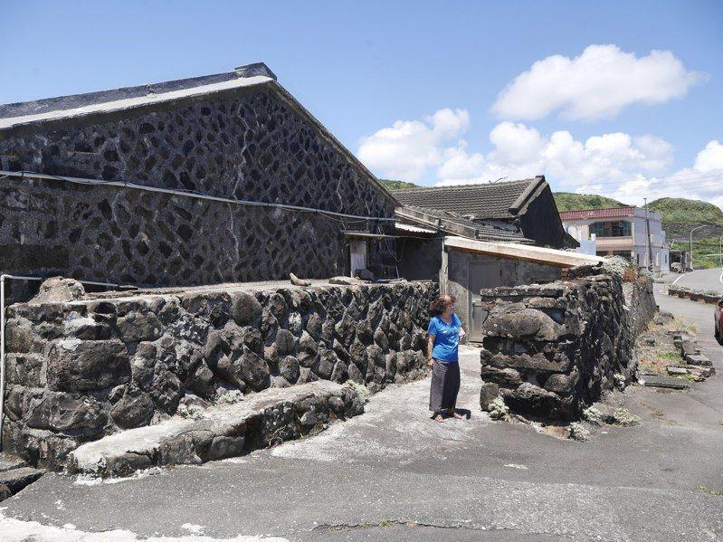 馬崗漁村。圖/聯合報系資料照片