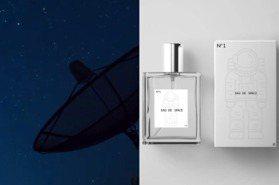 未開賣網友先暴動!NASA推史上首瓶「外太空香水」,極簡包裝讓人超好奇