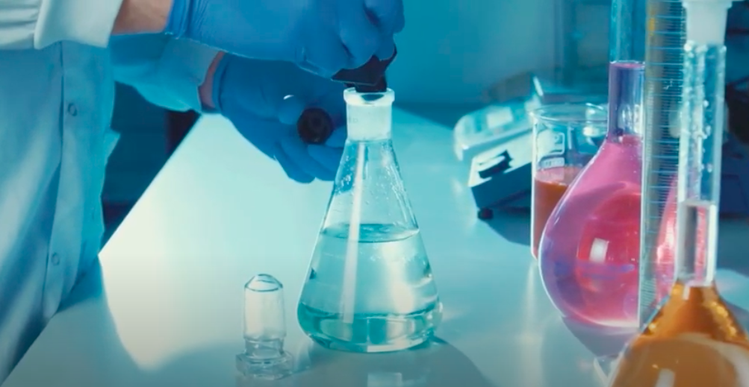 NASA外太空香水,有專業調香師加入研發。圖/摘自kickstarter