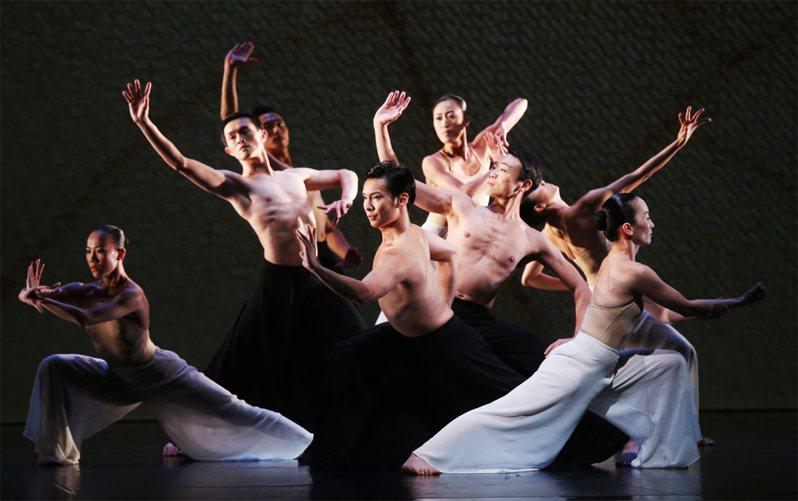 《林懷民舞作精選》。聯合報系資料照