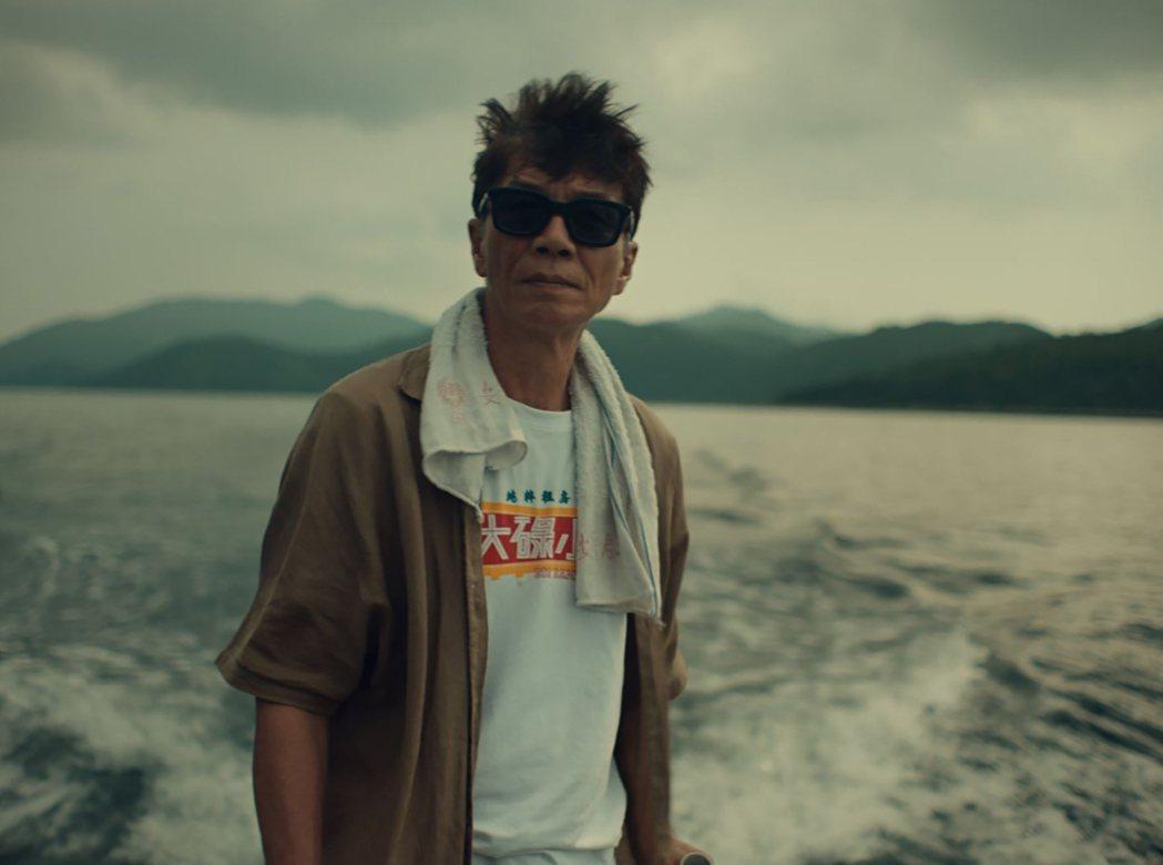 香港金像獎影帝太保(張嘉年)(圖)主演電影「島嶼故事」,劇情敘述由太保所飾演的殺