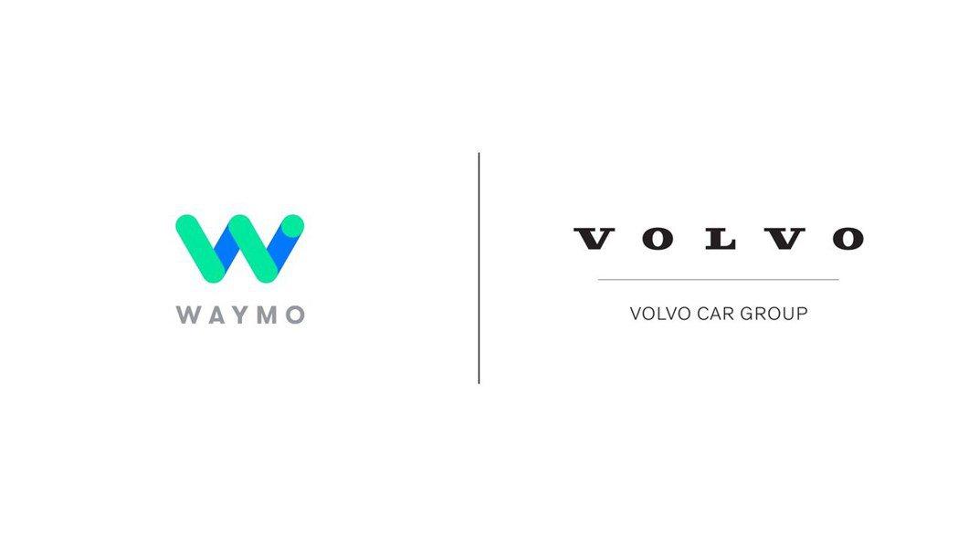 Volvo宣布與領先全球全自動無人駕駛技術開發公司 Waymo 合作,將聯手打造...