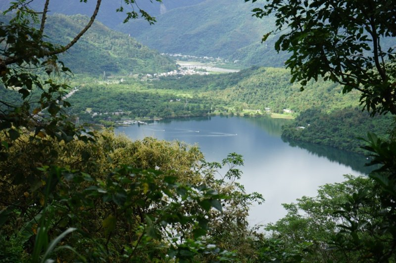 鯉魚潭位於花蓮縣壽豐鄉池南村,是東台灣最大內陸湖泊。 圖/王燕華 攝影