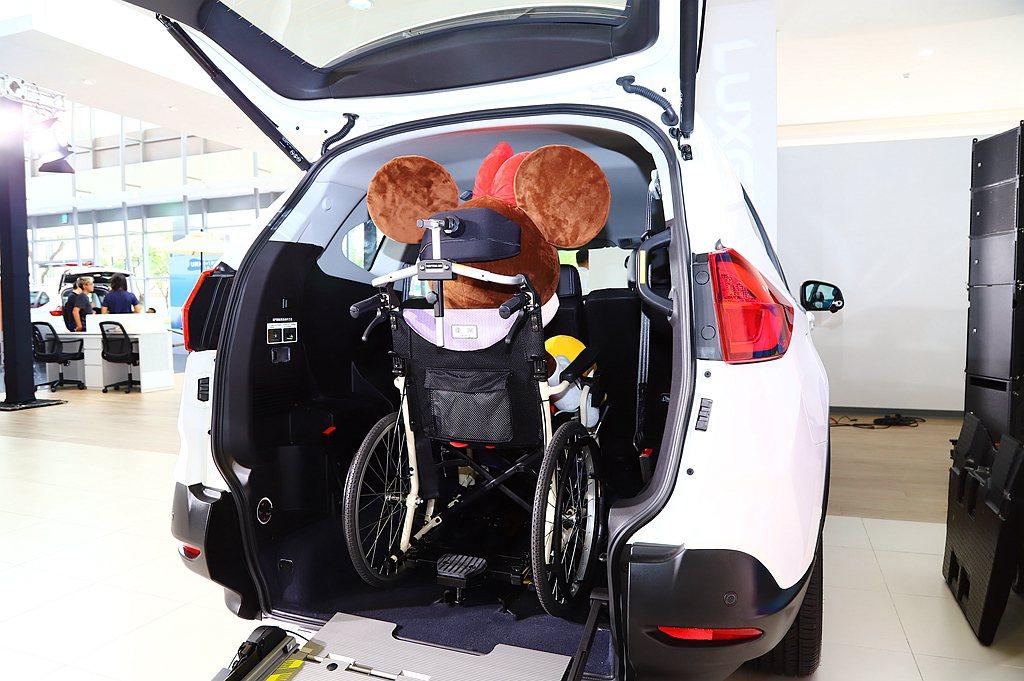 特別針對高齡化/身障人士所自行研發設計的Quick Lock輪椅七秒快扣,並提供...