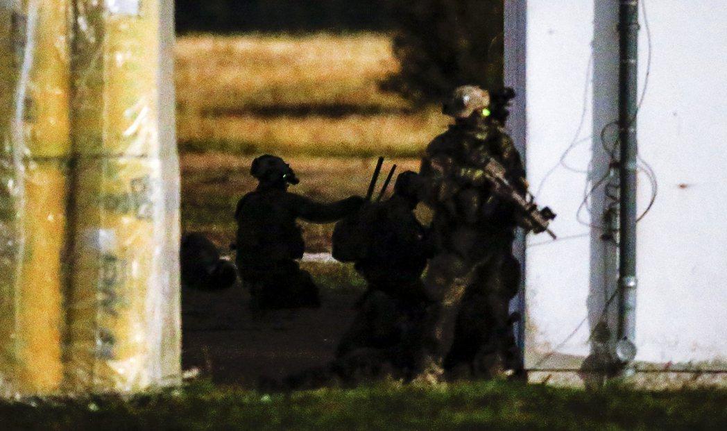 圖為KSK的訓練基地。根據《南德意志報》(SZ),2017年在KSK某位軍官的送...