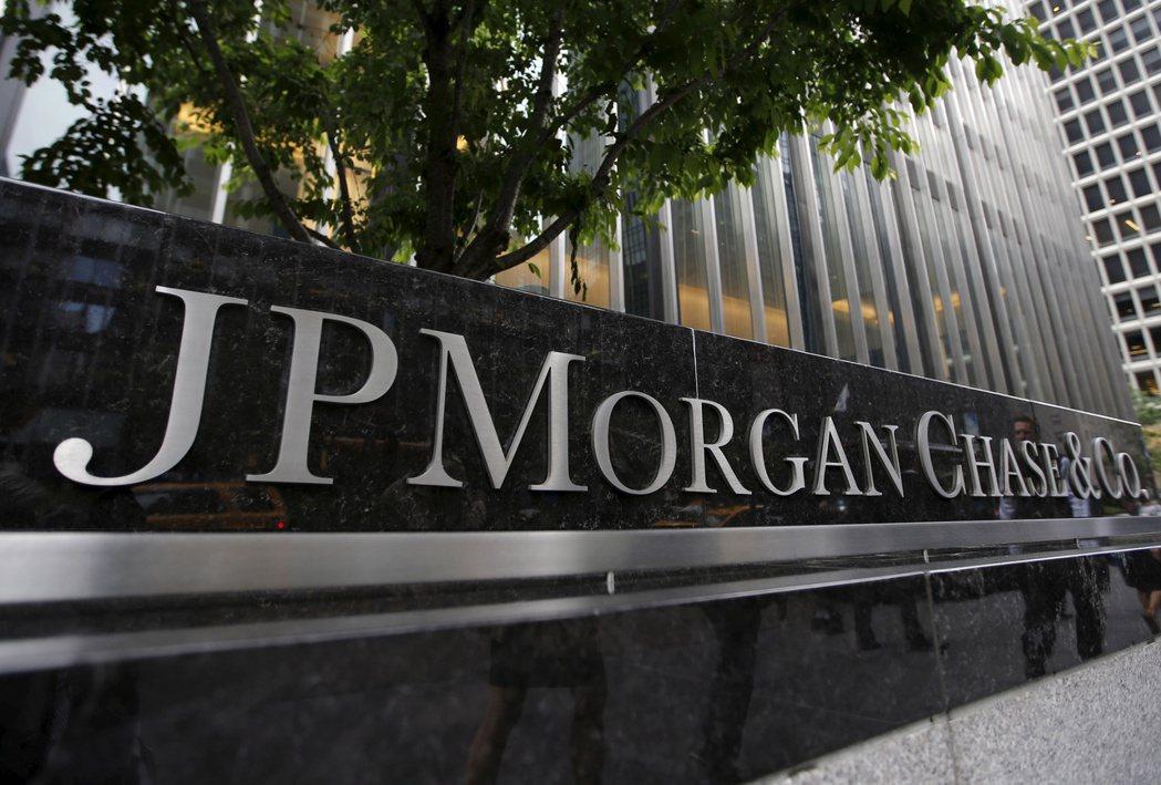 摩根大通加入其他華爾街銀行行列,呼籲投資人拋棄傳統的「股六債四」投資鐵則。  路...