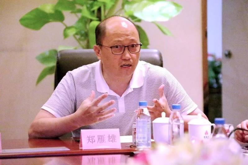 廣東省委常委鄭雁雄出任中共中央駐港國安公署署長。(取自南方網)