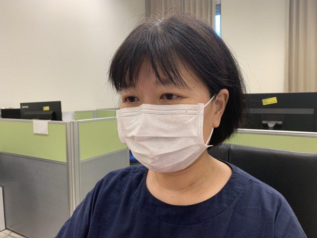 進口醫用口罩從下周二起將於邊境全面檢驗。記者陳雨鑫/攝影