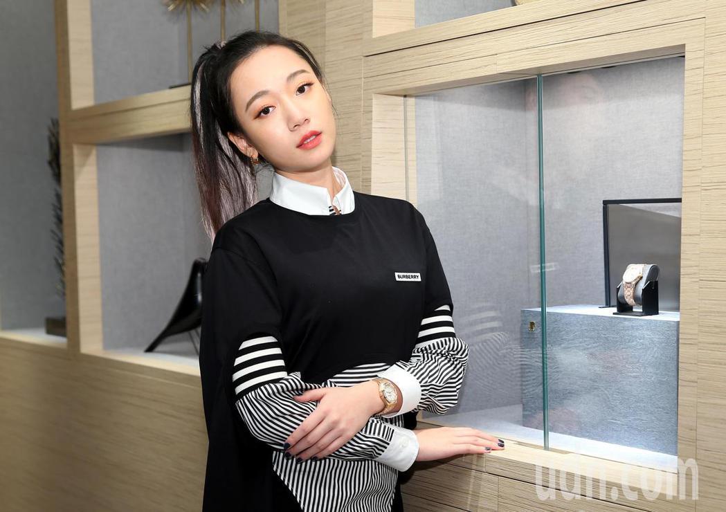 吳卓源出席愛彼遠百信義A13專賣店開幕。記者余承翰/攝影