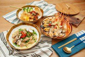 滿滿的鮮蝦與蛤蜊!老媽拌麵推「痛風級」冬蔭功海鮮麵