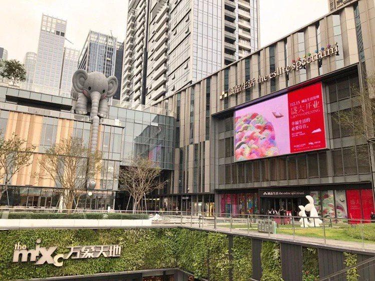 受疫情衝擊,誠品生活深圳店將於2020年12月31日結束營業。圖/摘自迷誠品
