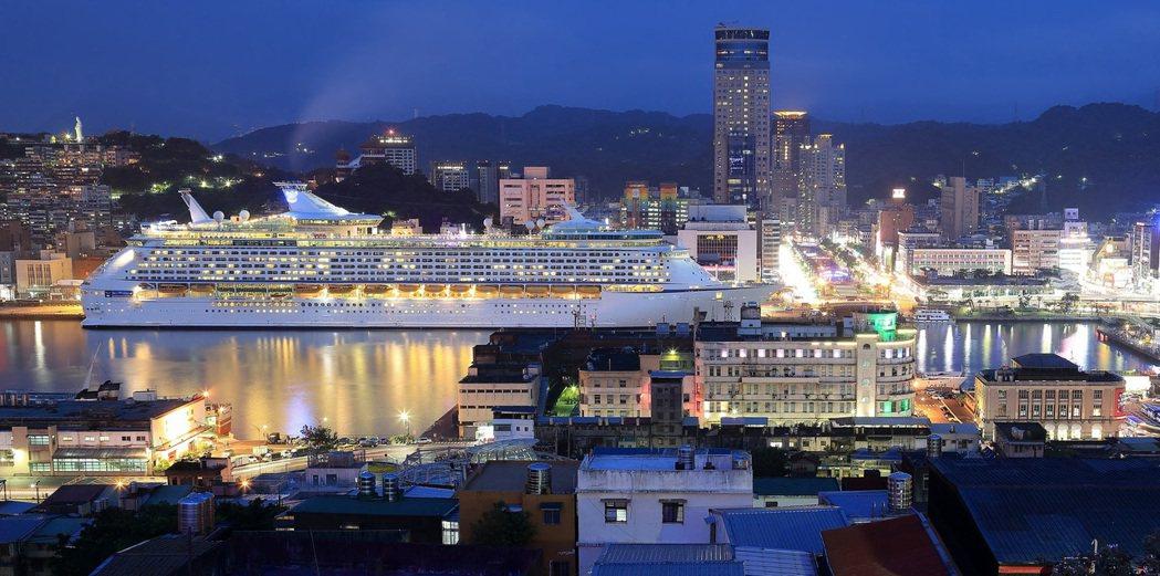 振興國旅新招,兆豐推郵輪旅遊一條龍優惠。圖/兆豐銀行提供