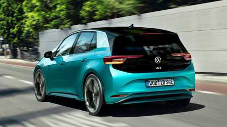 Volkswagen ID.3純電動車不只節能 R性能車款蓄勢待發!