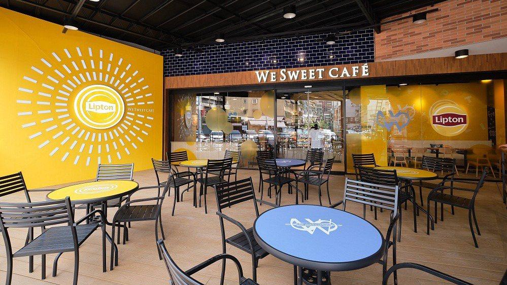 全聯4日開出北部首間咖啡廳「We Sweet Café」,地點更選在咖啡廳林立的...