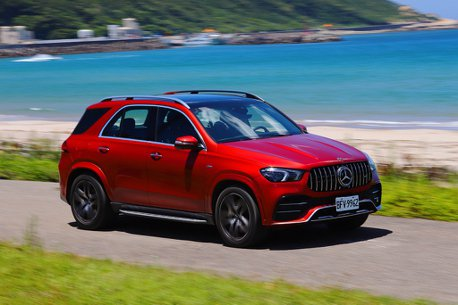 名為科技的性能休旅!Mercedes-AMG GLE 53 4MATIC+試駕體驗