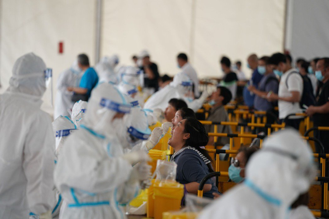 常住人口約2,150萬的北京,在新發地市場爆出新冠肺炎疫情後,目前已完成超過1,...